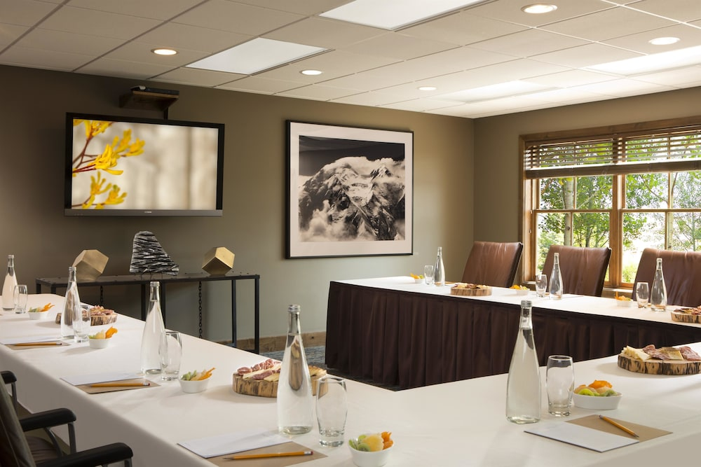Meeting Facility, Teton Mountain Lodge and Spa - A Noble House Resort