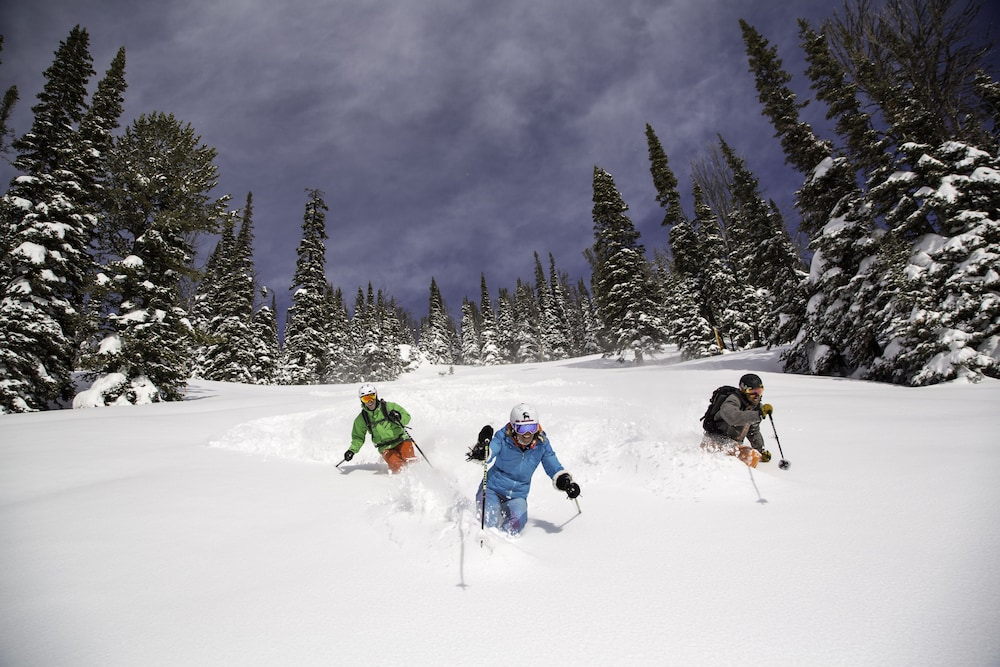 Snow and Ski Sports, Teton Mountain Lodge and Spa - A Noble House Resort