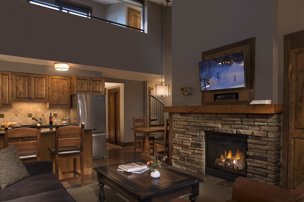 Living Area, Teton Mountain Lodge and Spa - A Noble House Resort