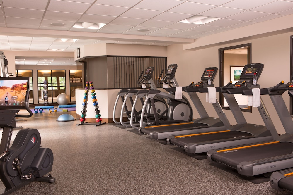 Fitness Facility, Teton Mountain Lodge and Spa - A Noble House Resort