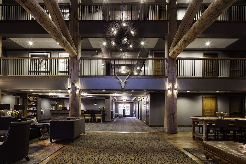 Lobby, Teton Mountain Lodge and Spa - A Noble House Resort