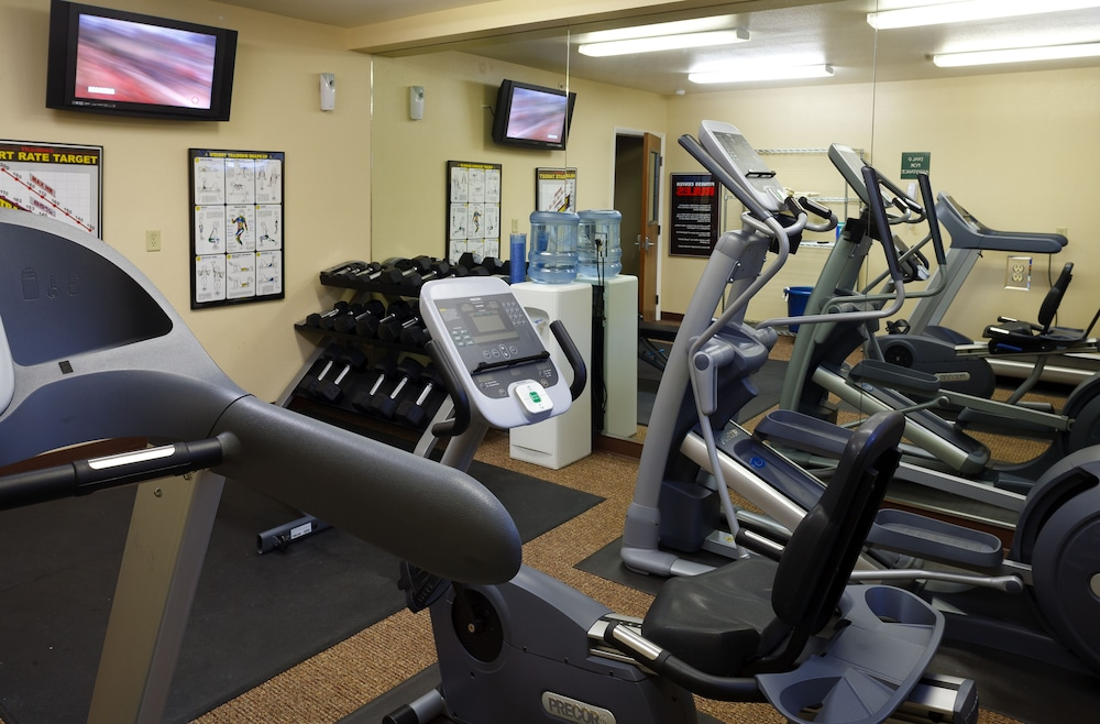Gym, Elk Country Inn