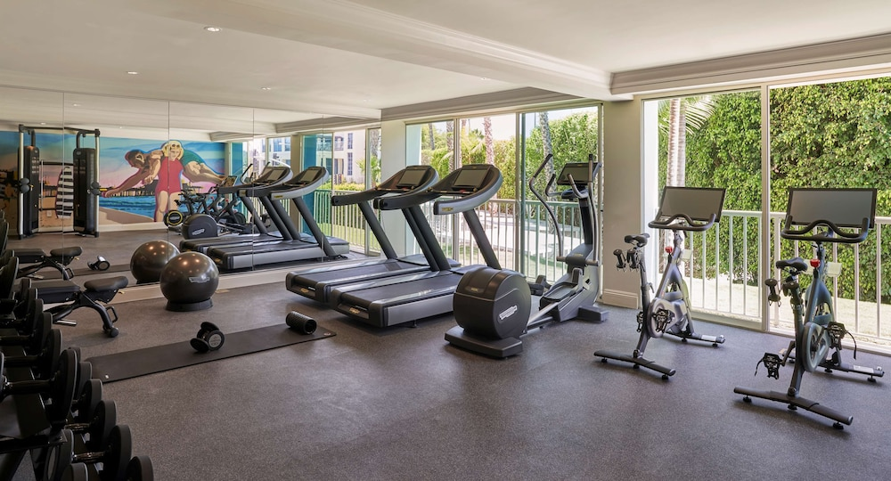 Fitness Facility, Viceroy Santa Monica