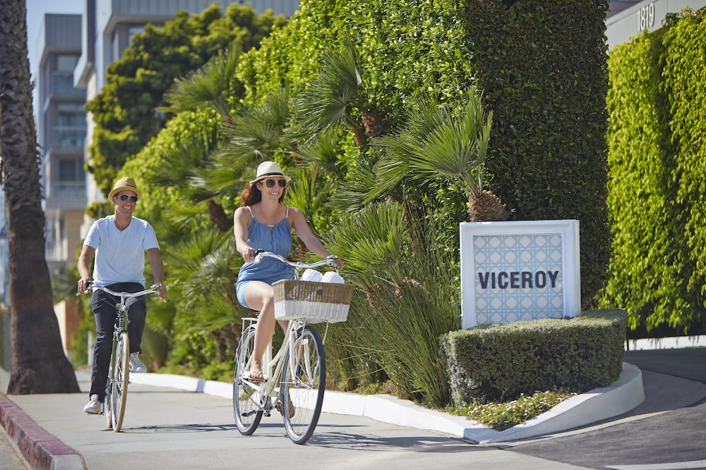 Bicycling, Viceroy Santa Monica