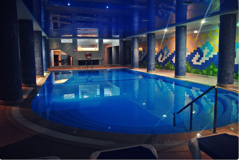 Indoor Pool, Falésia Hotel - Adults Only