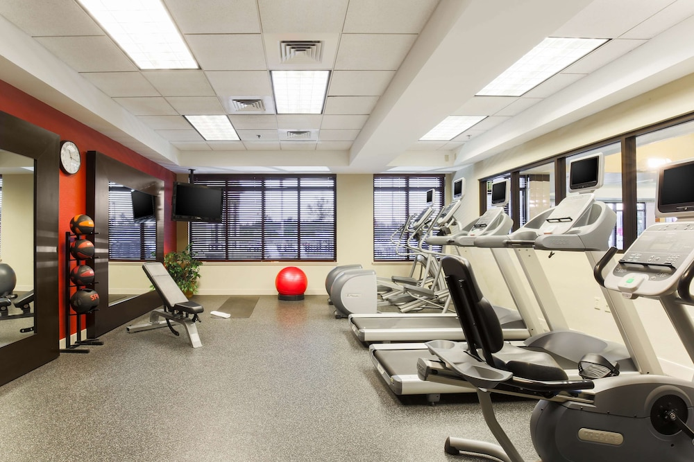 Fitness Facility, Hilton Garden Inn Anchorage