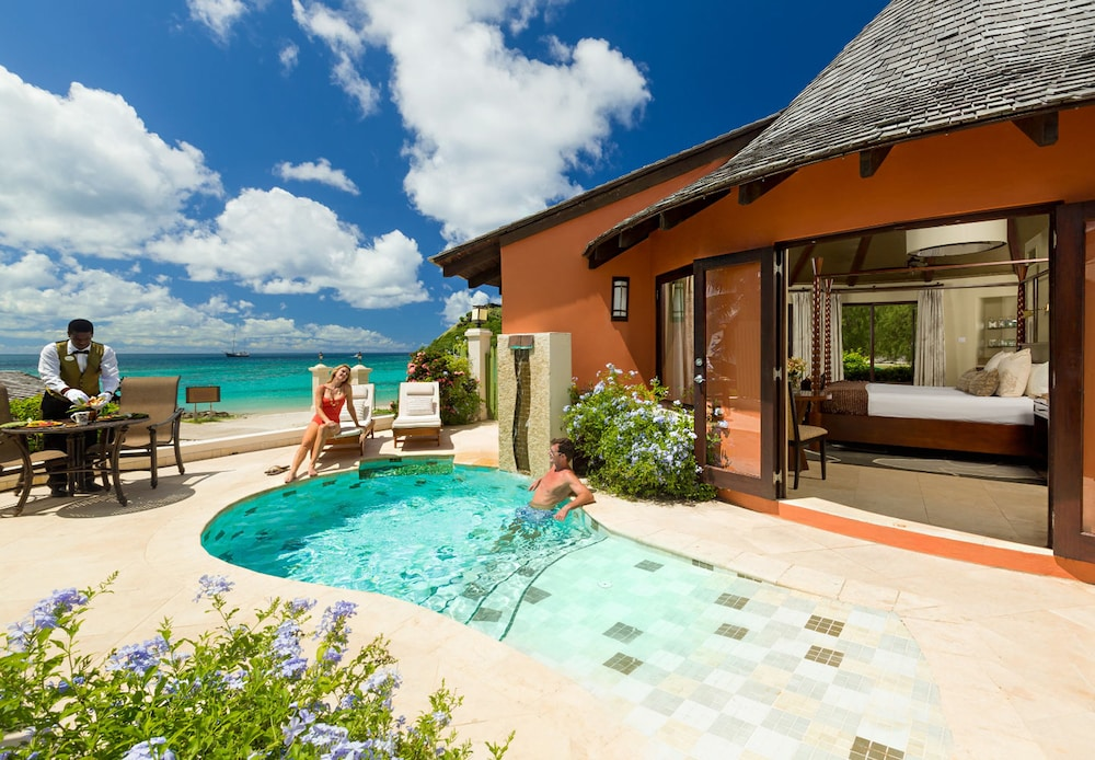 Exterior, Sandals Grande St. Lucian - ALL INCLUSIVE Couples Only