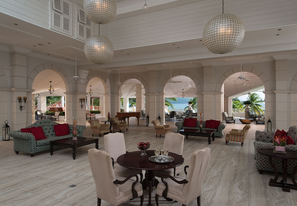 Lobby, Sandals Grande St. Lucian - ALL INCLUSIVE Couples Only
