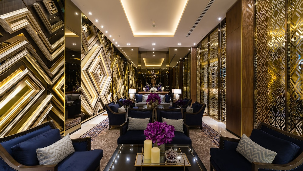 Lobby Lounge, Chatrium Hotel Royal Lake Yangon