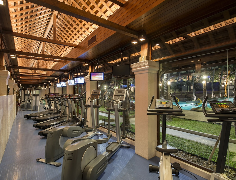 Fitness Facility, Chatrium Hotel Royal Lake Yangon