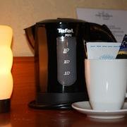 Café (no quarto)