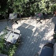 Área para banquetes (externa)