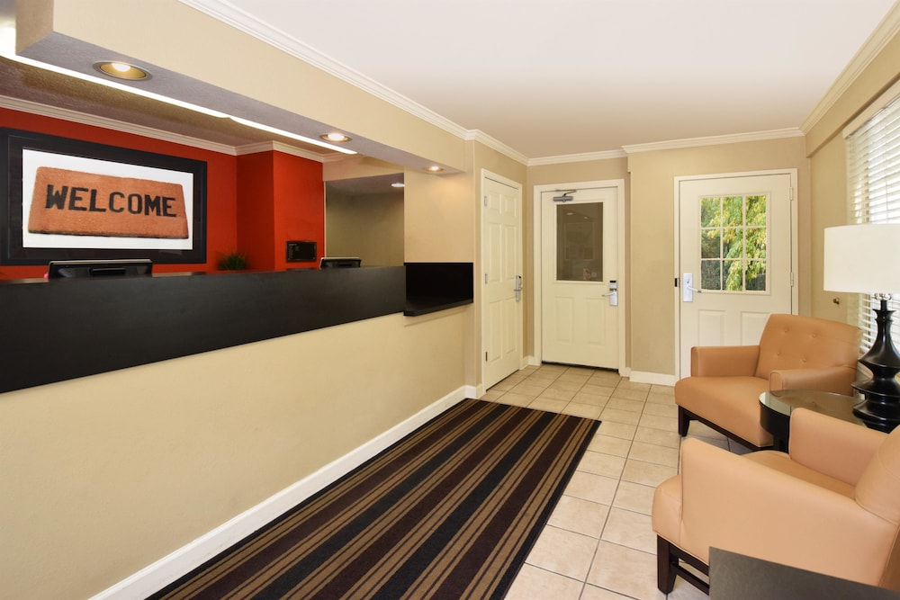 Lobby, Extended Stay America - Raleigh-Research Triangle Park-Hwy55