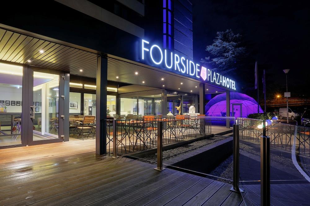 fourside plaza hotel trier in trier hotel rates reviews on orbitz. Black Bedroom Furniture Sets. Home Design Ideas
