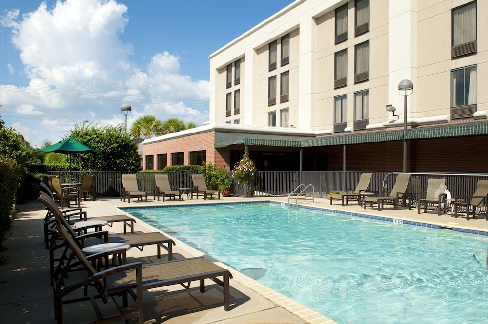 Pool, Hampton Inn Pensacola Airport