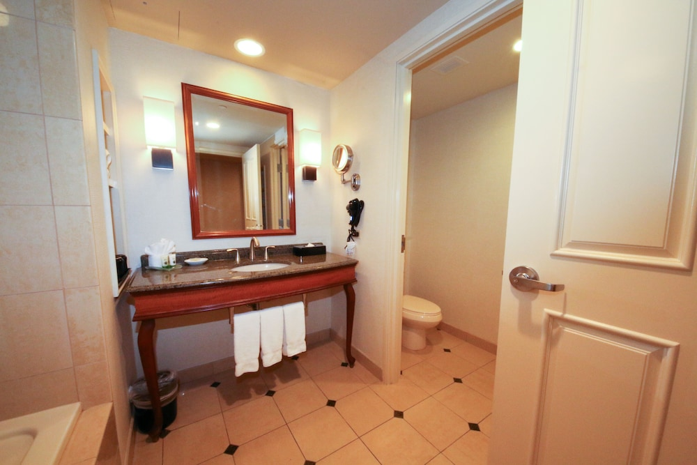 Bathroom, Hollywood Casino & Hotel St. Louis