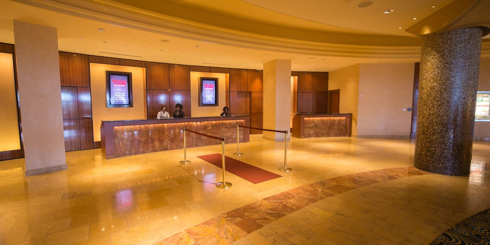 Reception, Hollywood Casino & Hotel St. Louis