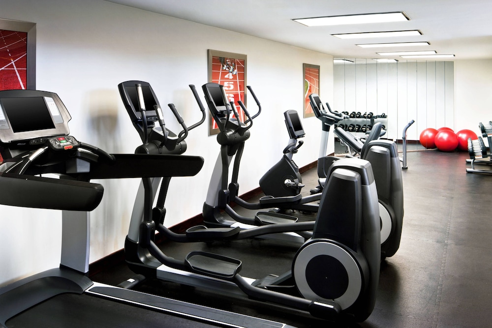 Fitness Facility, Four Points by Sheraton Richmond Airport
