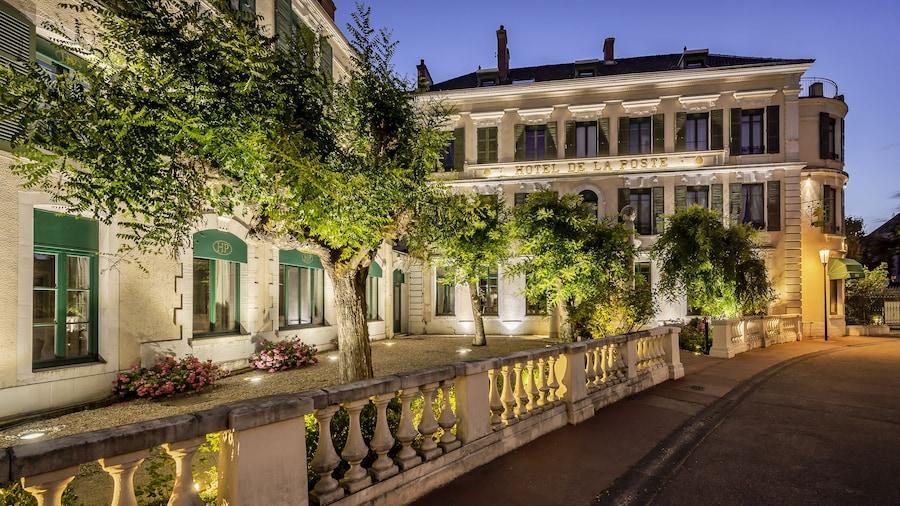 Najeti Hôtel de la Poste