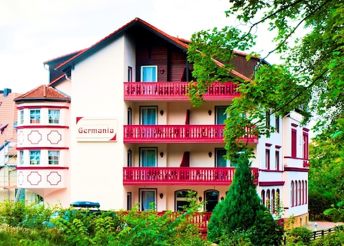 Wellnesshotel Germania Bad Harzburg