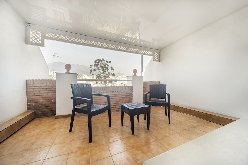 Terrace/Patio, Hotel San Cristóbal