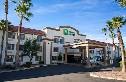 Check Expedia for Availability of Holiday Inn Express Airport - Tucson