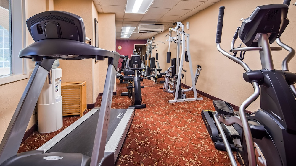 Fitness Facility, Best Western Plus Caldwell Inn & Suites