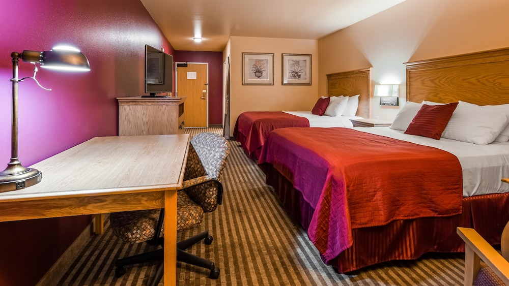 Room, Best Western Plus Caldwell Inn & Suites