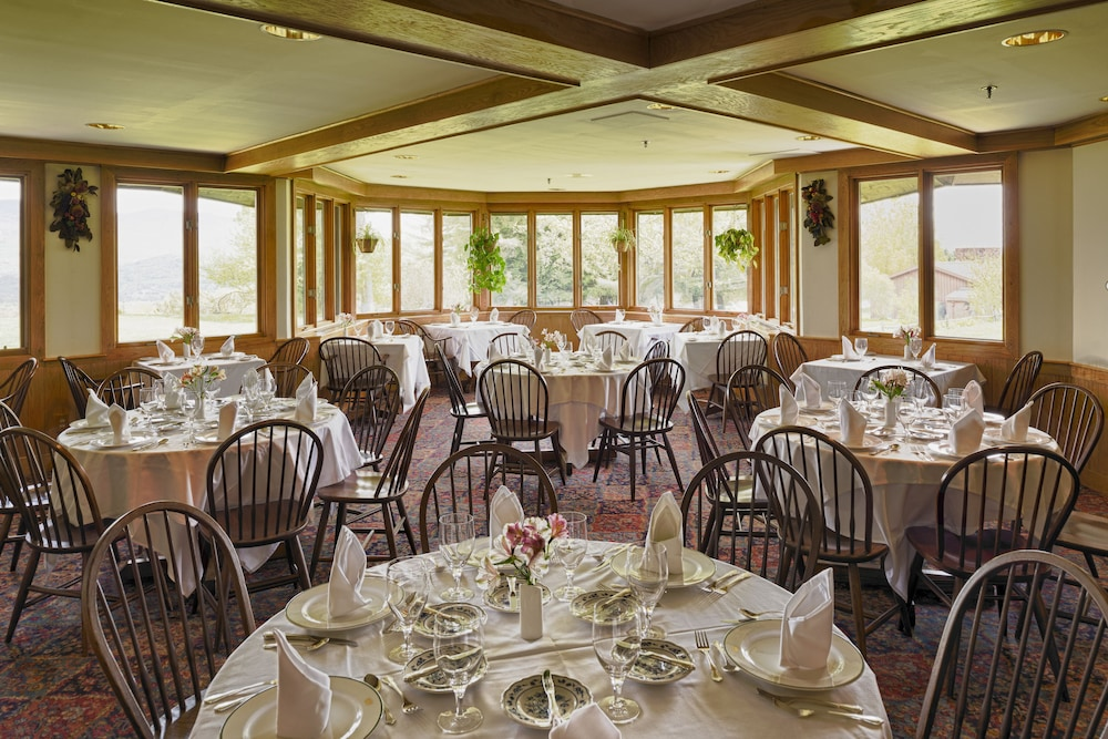 Dining, Trapp Family Lodge