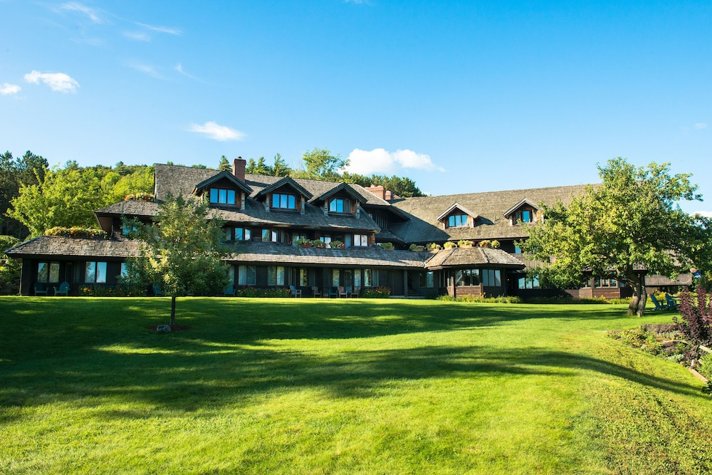 Front of Property, Trapp Family Lodge