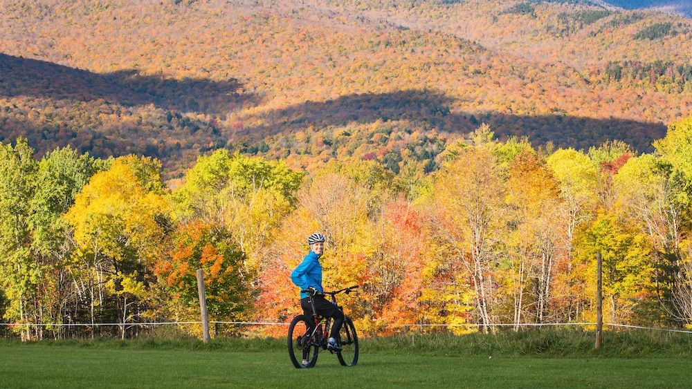 Bicycling, Trapp Family Lodge
