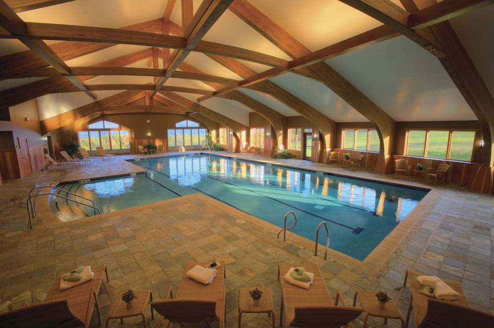 Indoor Pool, Trapp Family Lodge