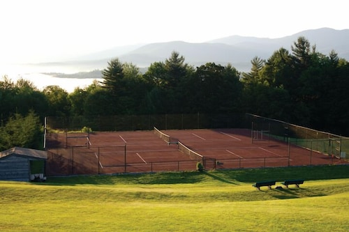 Tennis Court, Trapp Family Lodge
