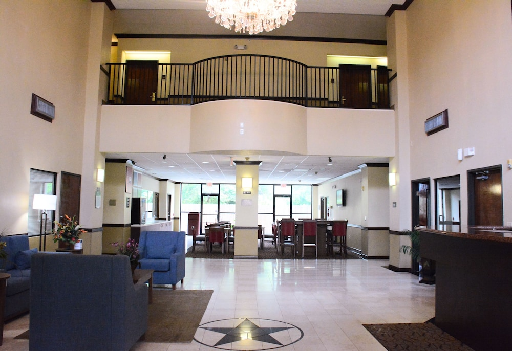 Comfort Suites Bush Intercontinental Airport In Houston Hotel