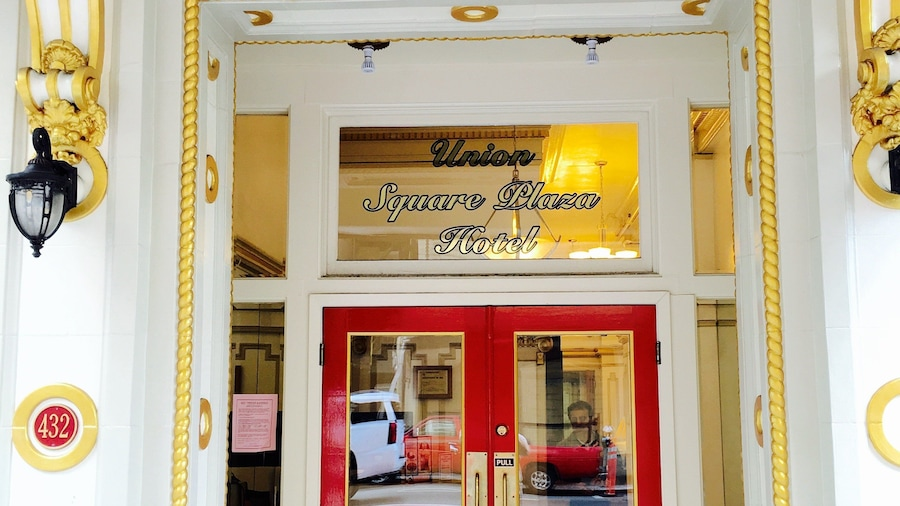 Union Square Plaza Hotel
