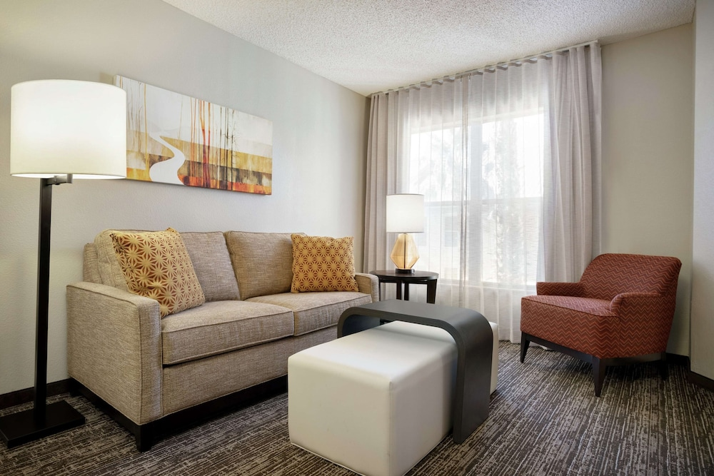 Living Area, Homewood Suites Phoenix Chandler