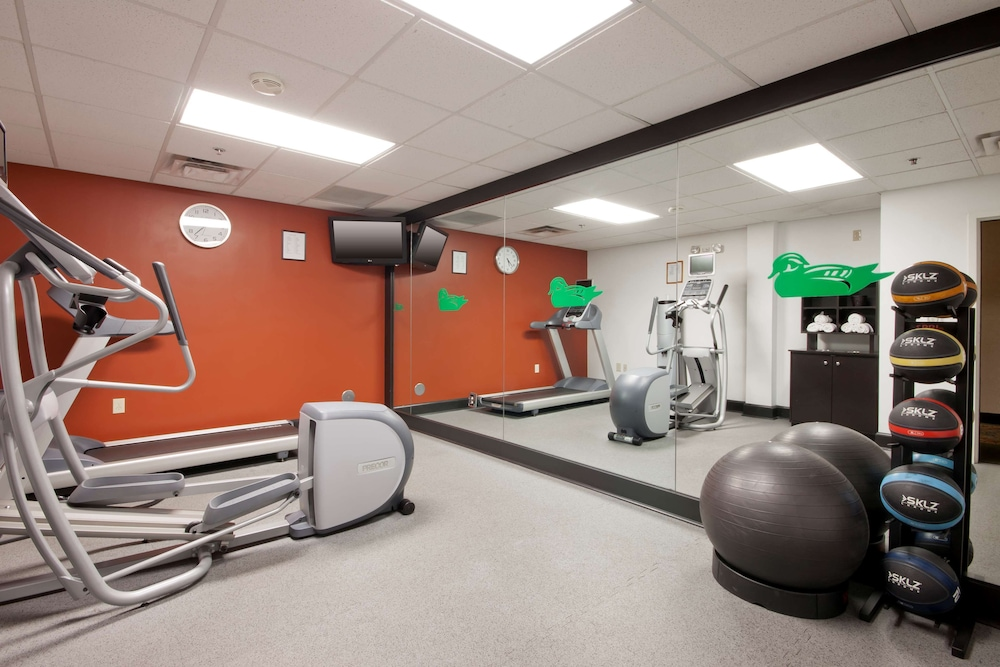 Fitness Facility, Homewood Suites Phoenix Chandler