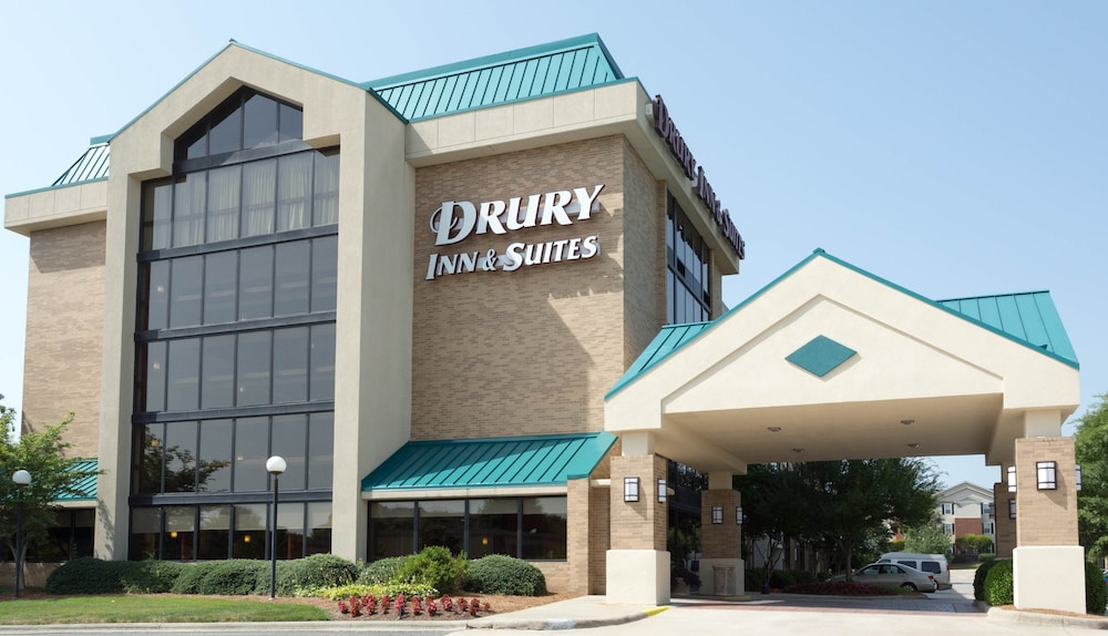 Front of Property, Drury Inn & Suites Charlotte University Place
