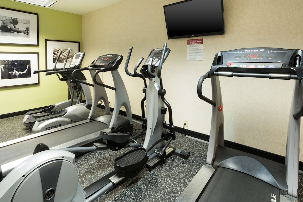 Fitness Facility, Drury Inn & Suites Charlotte University Place