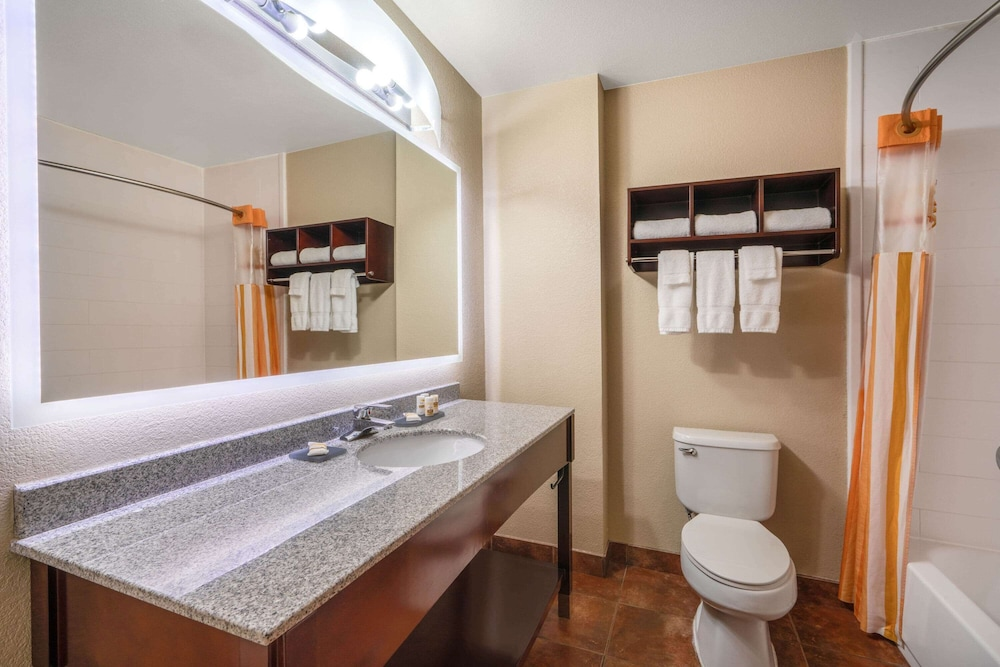 Bathroom, La Quinta Inn & Suites by Wyndham Castle Rock