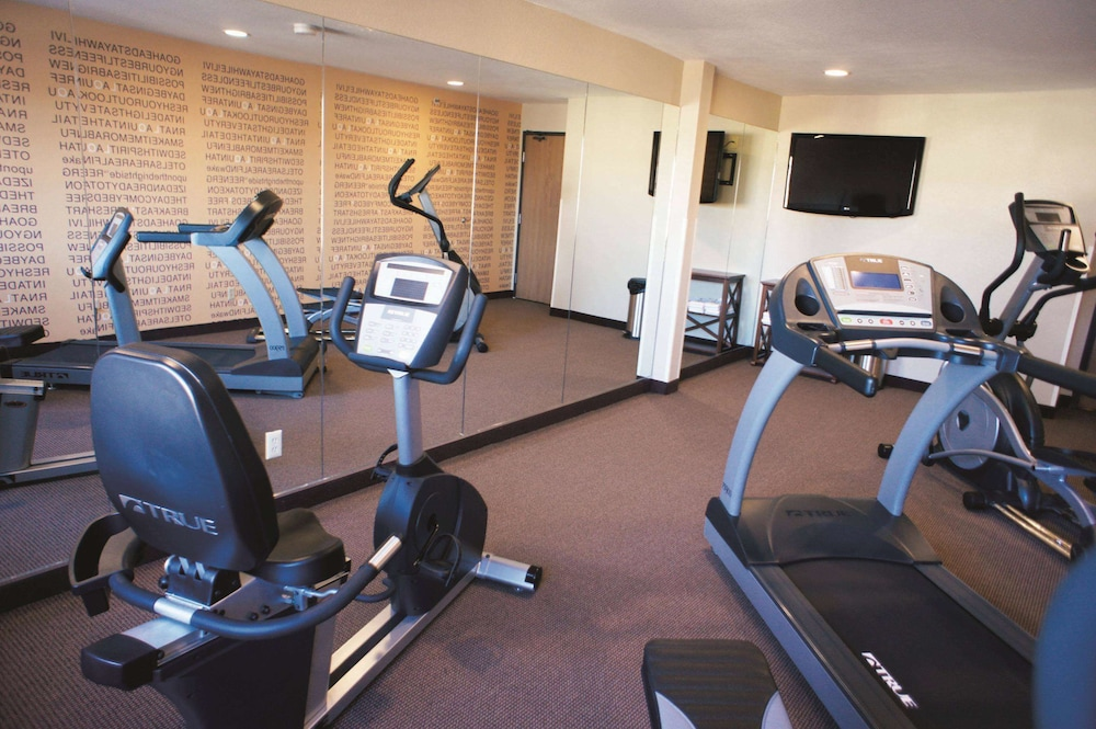Fitness Facility, La Quinta Inn & Suites by Wyndham Castle Rock