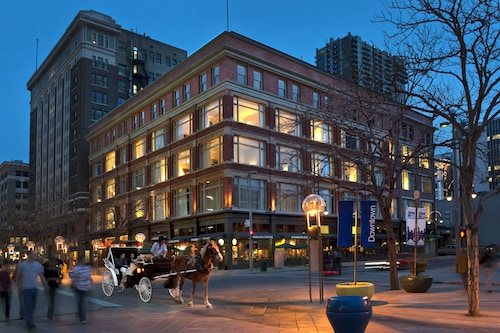 Great Place to stay Courtyard by Marriott Denver Downtown near Denver