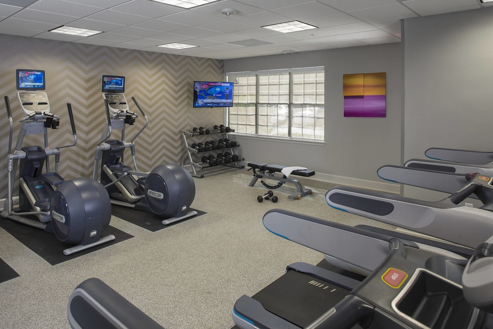 Gym, Residence Inn by Marriott New Orleans Metairie