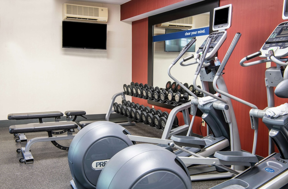 Fitness Facility, Hampton Inn & Suites Rochester-Victor/Fairport