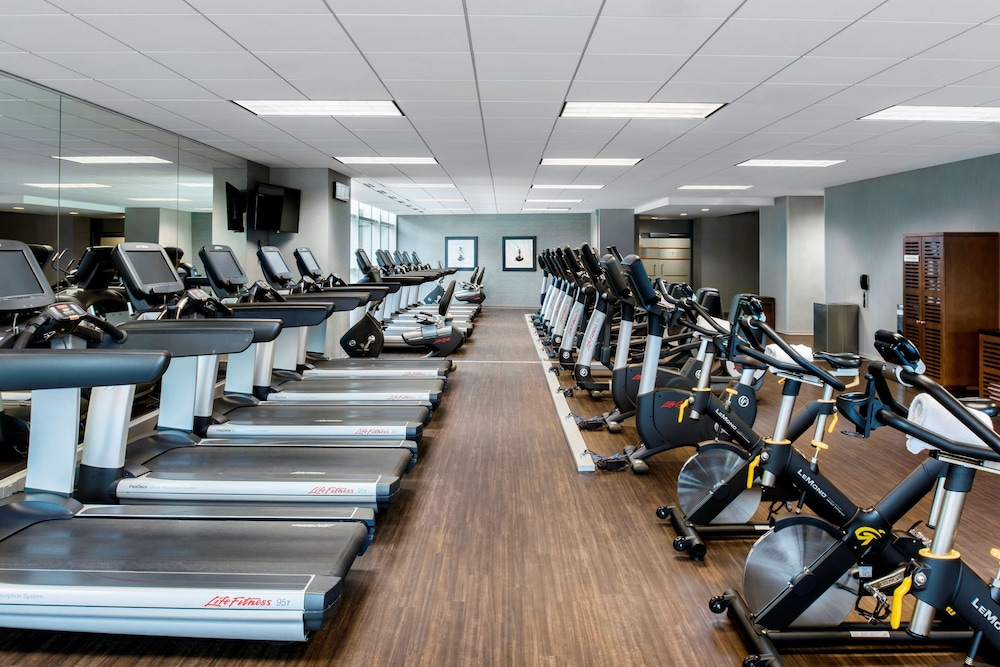 Fitness Facility, Hyatt Regency McCormick Place