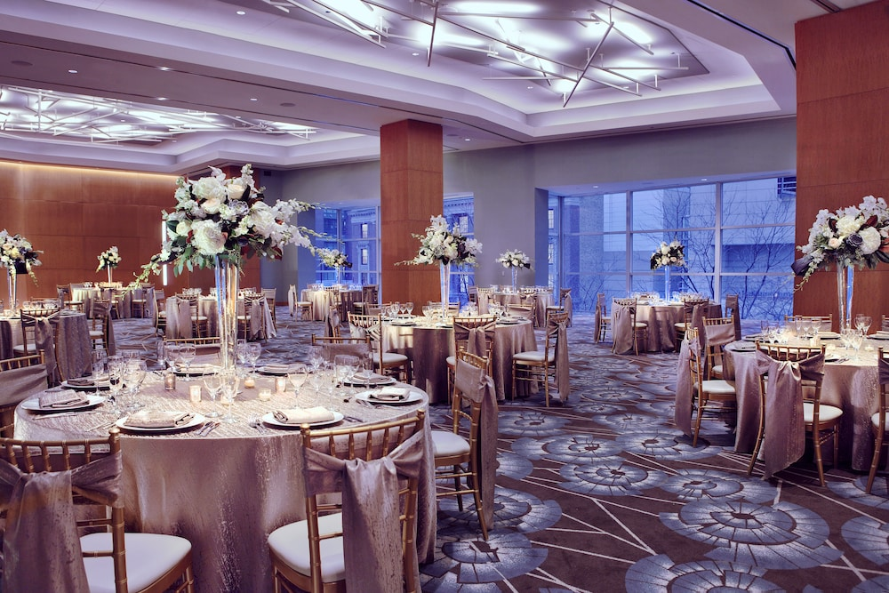 Banquet Hall, Hyatt Regency McCormick Place