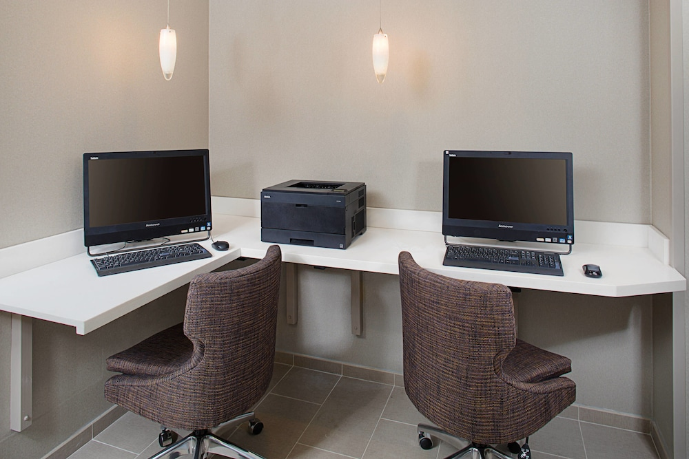 Business Center, Residence Inn by Marriott Gaithersburg Washingtonian Center