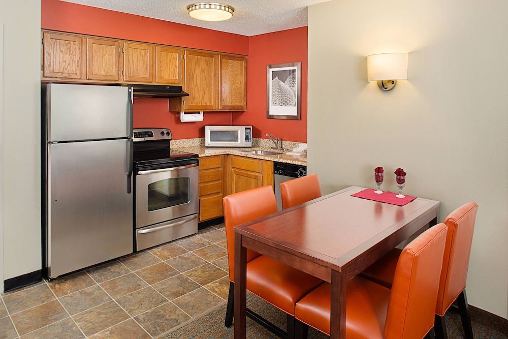 Private Kitchen, Residence Inn by Marriott Gaithersburg Washingtonian Center