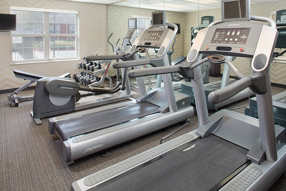 Fitness Facility, Residence Inn by Marriott Gaithersburg Washingtonian Center