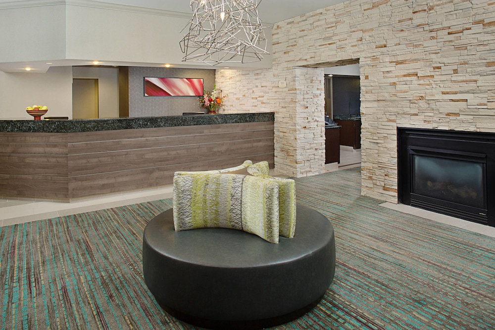 Lobby, Residence Inn by Marriott Gaithersburg Washingtonian Center